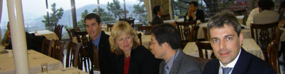 Missão de Estudos à Coréia